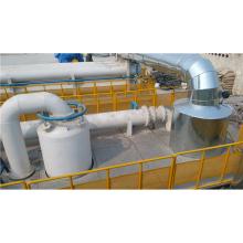 vollautomatische Pyrolyse-Abfall-Reifen-Recycling-Maschine Recycling-Abfall-Reifen / Gummi / Kunststoff abs PP pe und produzieren Benzin