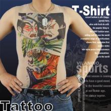 Nylon Tattoo sleeveless T-shirt