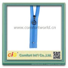 Fermeture à glissière en nylon (E06-P01-1)