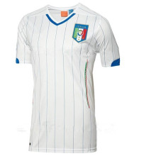2014 new design thailand quality football jersey Italy national team soccer jersey