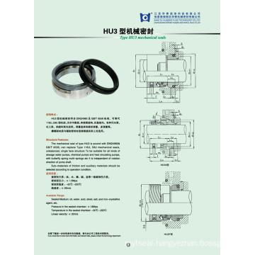 Shaft Pump Mechanical Seal (HU3)