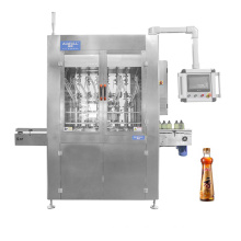 Automatic liquid oil filling machine soy sauce filling machine olive oil bottle filling capping machine