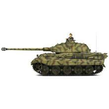 1: 24 Tanque RC com Batalha Bb