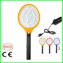 USB Rechargeable Electric Mosquito Swatterelectric Mosquito Raket/Electric Mosquito Bat/Mosquito Killer/ Aedes Killer /Aedes Terminator