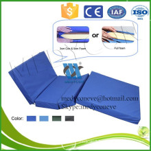 Foam Foldable Hospital Mattress X-Ray through mattress