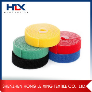 double two sided velcro Hook and Loop tape