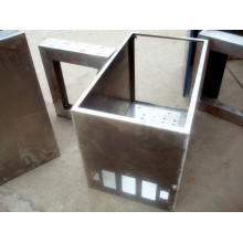 Electrical Equippment Shield, Welded Spare Part, Laser Cutting Part, Sheet Metal Fabrication