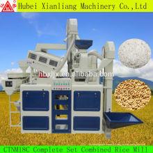 Chinois CTNM15 riz moulin pièces de rechange et nouvelle condition machine de moulin à riz