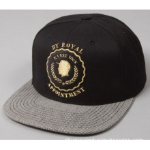 Pop Brush Cotton Flat Embroidery Design Your Own Cap