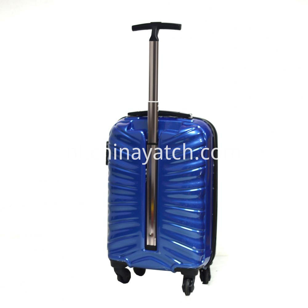 Pc Luggage With Bright Color