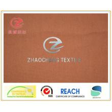 Algodão / nylon PU revestido vestuário tecido (ZCGF102)