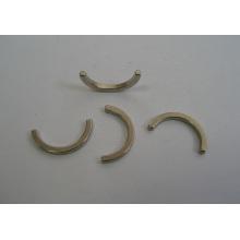 Semi anillo imán, Neodimio de tierra rara Boro de hierro