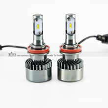 Factory wholesale H11 auto led headlight K6 6000K with high intensity CE RoHS Certified