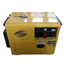 6kw 3phase Silent Diesel Generator Set 8600T3 Silent Generator