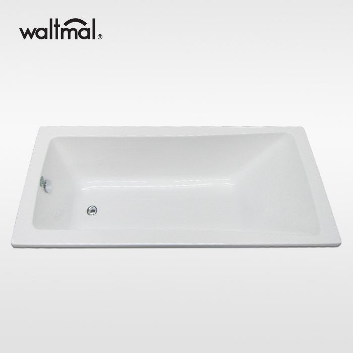 Splash Drop-in Acrylic Bath Tub