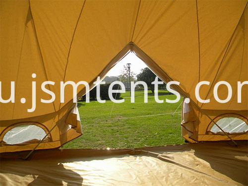 100% Canvas Bell Tent for Married