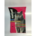 Cat Food Bag Imballaggio Custom Bag Shape