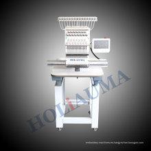2016 comercial automática una cabeza equipo bordado máquina precio