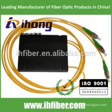 FBT FC 1*2 fiber Optical splitter