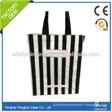 Full Color Printing pvc packaging bag for take food