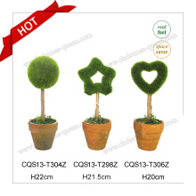 10-18cm Dernier Arrivée Unique Design Decoration Artificial Tree Flower