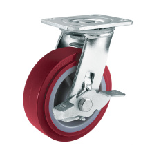 Heavy Duty PU Caster (G4201)