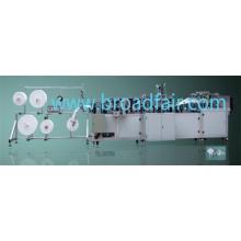 Doblar la línea automática del respirador plano (BF-25E)