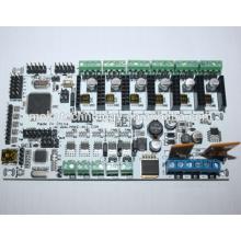 Rumba für 3D Drucker, Rumba mit 6 DRV8825