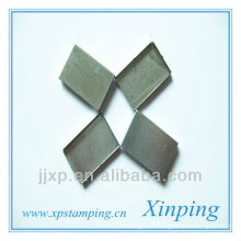 Nonstandard metal cover hardware for electric equipment