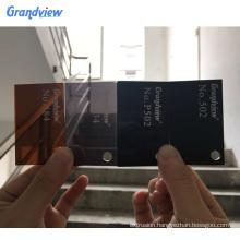 3mm Smoke Acrylic Plastic Sheets