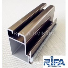 Hot selling High Quality Electrophoresis  Aluminium Windows Profile