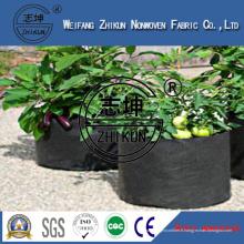 Protecteur anti-UV dans le tissu non-tissé de polypropylène de pp pour la couverture d'agriculture