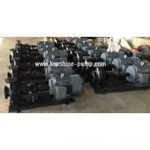 ISW Series horizontal centrifugal pump