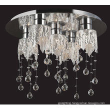 Modern High Quality Glass Ceiling Lamps (MX6075-5CH)