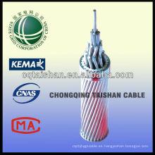 State Grid 750KV ACSR Distribuidores de cables de alimentación