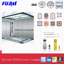 Hairlines Stainless Steel Stretcher Elevator with SGS Certificate