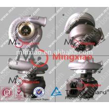 Turbocompressor D12 HX55 3587945 4034351 4037340 4037341 4037344 4041615 11423085 11423338