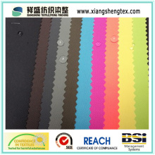 PVC Coated Polyester Printed Fabric for Bag or Luggage