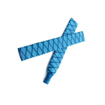 25mm Blue Halogen Free Anti Slip Heat Shrink Sleeve For Grips