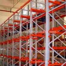 Ensemble de rangement de rangement industriel / étagère métallique suspendue