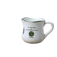 Keramik-Kuh-Becher