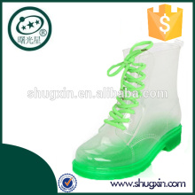 waterproof shoe rain boots woman boot