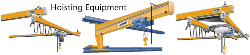 Lifting hoisting equipment for sale