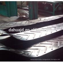 Canvas belt Top quality burning resistant conveyor belt rubber belt