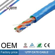 СИПУ высокое качество дешевой цене 0.4 медный кабель cat6 4 пары кабеля UTP