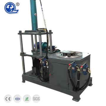 스크랩 전자 고정자 구리 모터 절단 기계