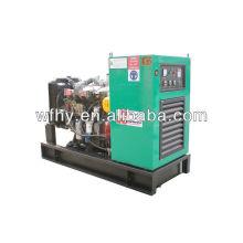 Weifang 25kva gerador a diesel de estilo aberto