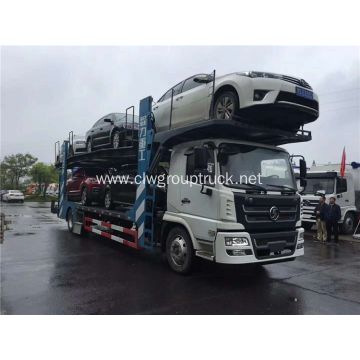 Manual 185HP car carrier for five cars