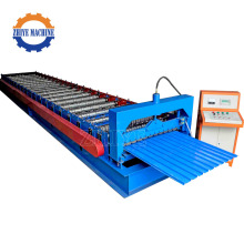 Trapezoidal Roof Panel Cold Rolling Forming Machinery