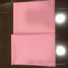 Tissu confortable en polyester / coton en sergé